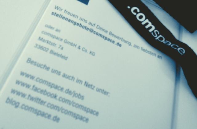 Comspace Karrieretalk an der FHM