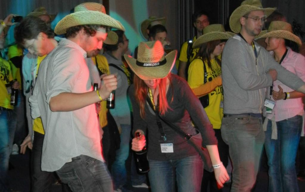 SEO Campixx 2012 - Abendprogramm