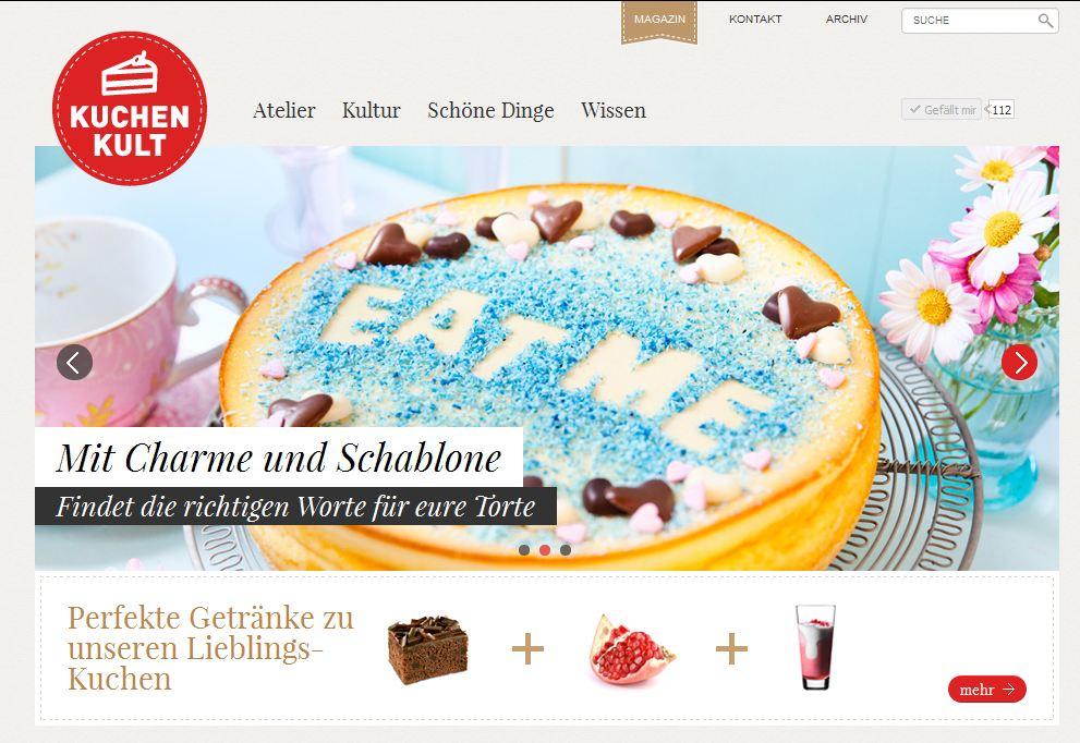Lecker Kuchenkult Vom Kunden Comspace Blog