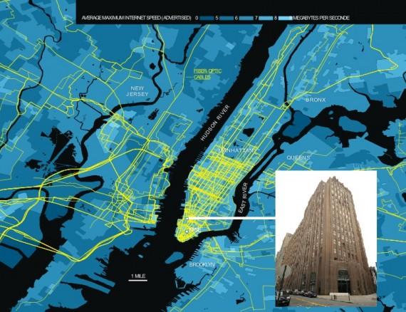 Bild: GeoTel, designed von Nicolas Rapp für Fortune via Mashable