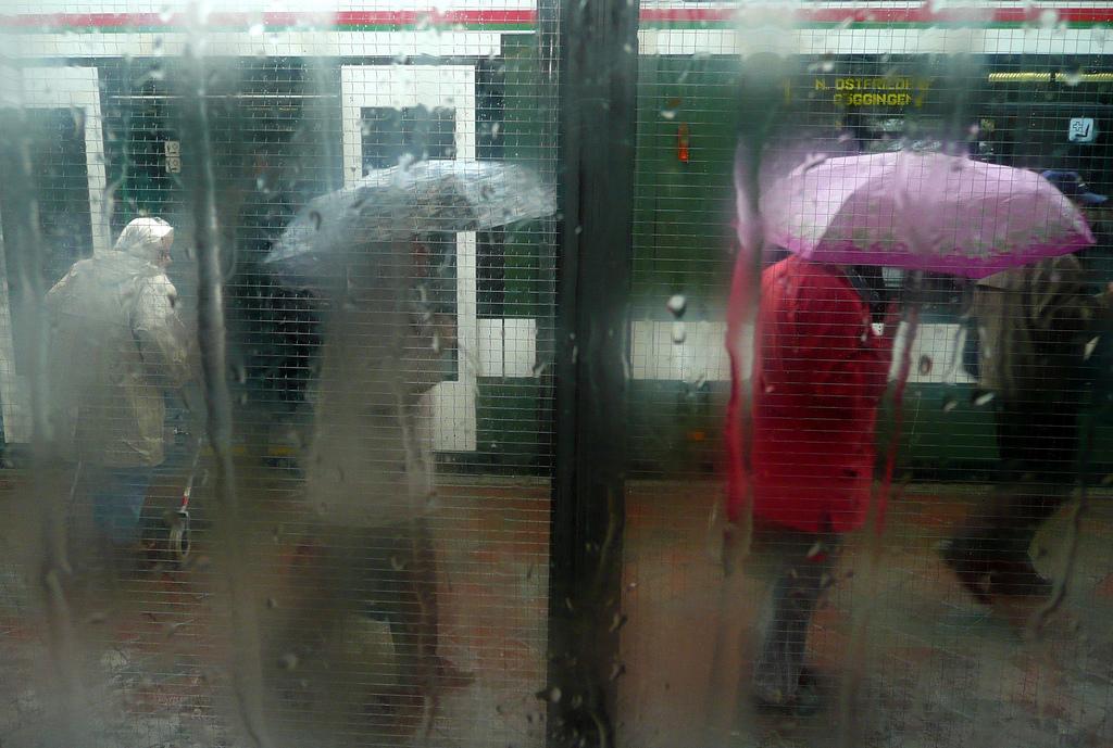 Regen am Koenigsplatz (cc) von ni22co (Flickr)