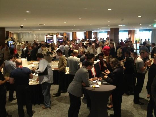 Sitecore Symposium 2012 - Netzwerken