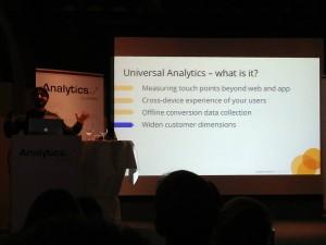 Nick Mihailovski - Universal-Analytics