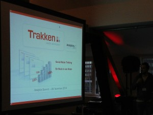 Tim Sebastian - Social Media Tracking