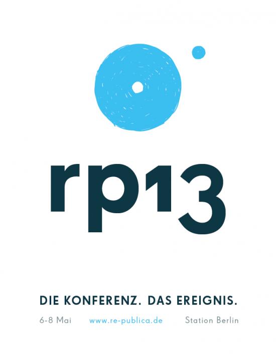 Re:Publica 2013 Logo