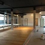 Holzboden Büro comspace Bielefeld Zentrum