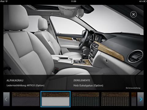 iPad Konfigurator App