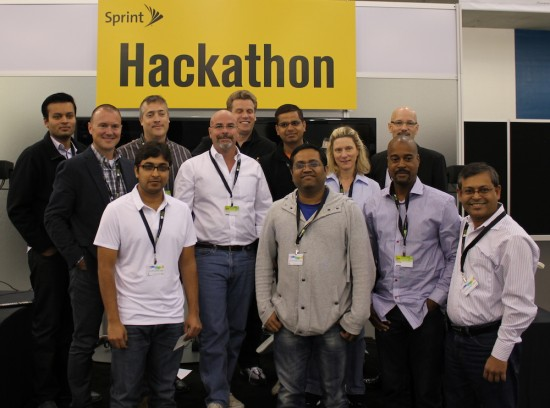 Sprint Hackathon - Gewinner und Sponsoren