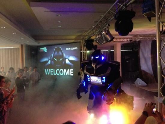 Roboshow SEO Campixx 2014