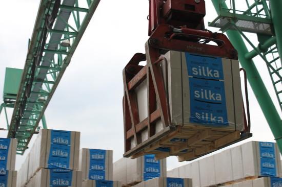 Silka-Kran
