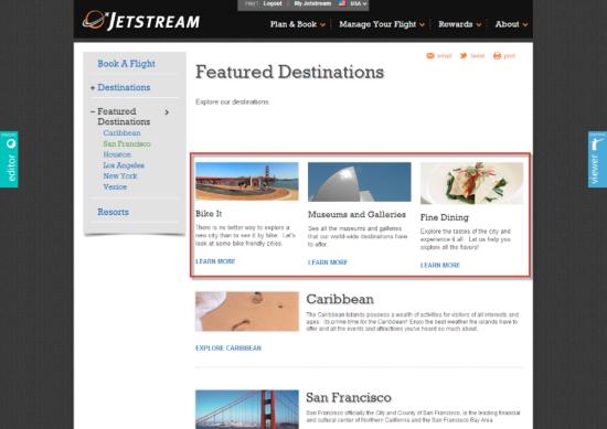 Sitecore Webseiten Automatisierung Beispiel 2