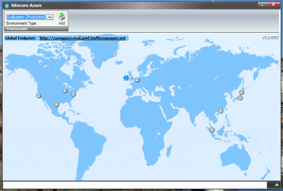 Sitecore Azure Traffic Manager