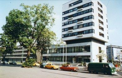 Außensicht Elsa- Brändström-Straße (c) Historisches Archiv Deutsche Bundesbank
