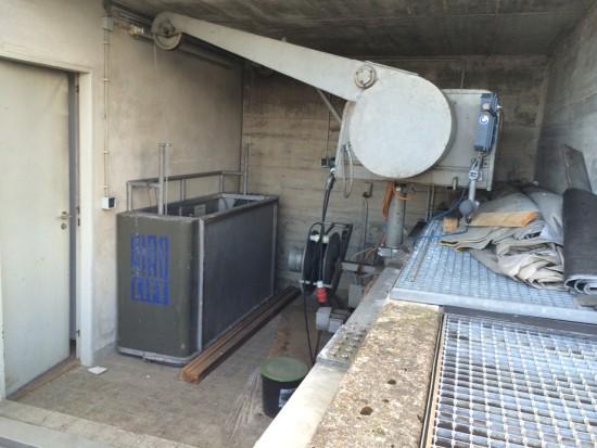HIRO-Fassadenarbeiten-Aufzug