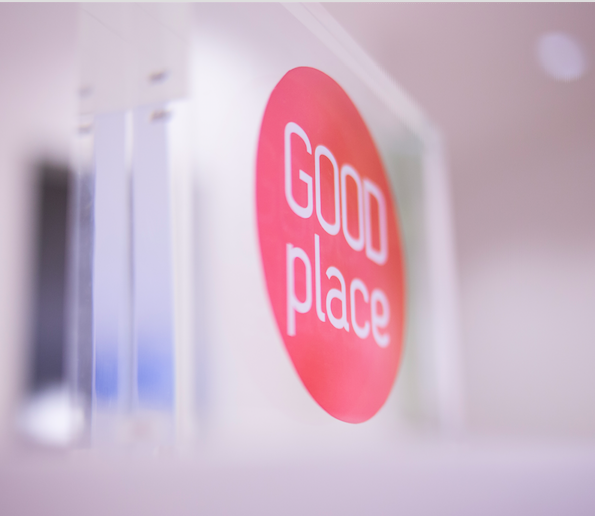 comspace ist ein GOOD place to work