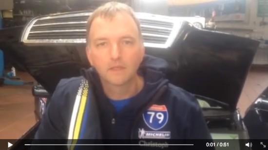 Video-Link: Christoph Ranze erklärt die Rallye Allgäu-Orient