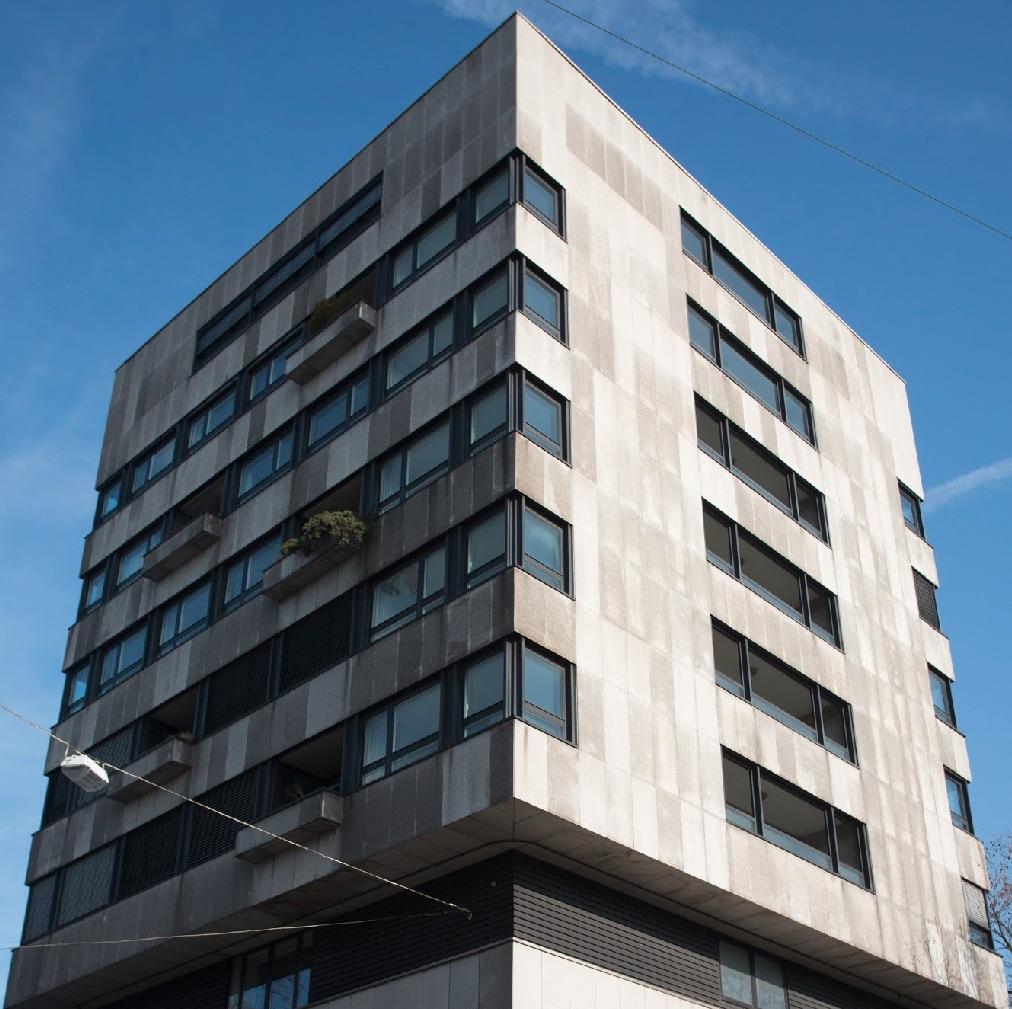 (c) Veit Mette - comspace Gebäude Elsa-Brändström-Strasse