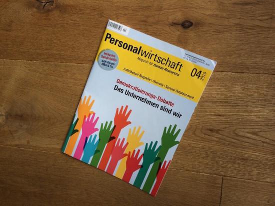 Personalwirtschaft Cover 04/2015
