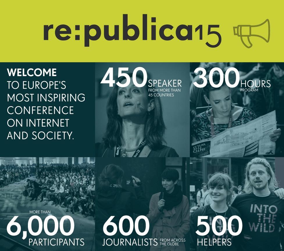 Screenshot re:publica 2015 Presse