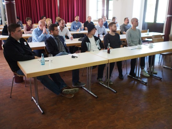 SUG Deutschland Treffen in Bielefeld