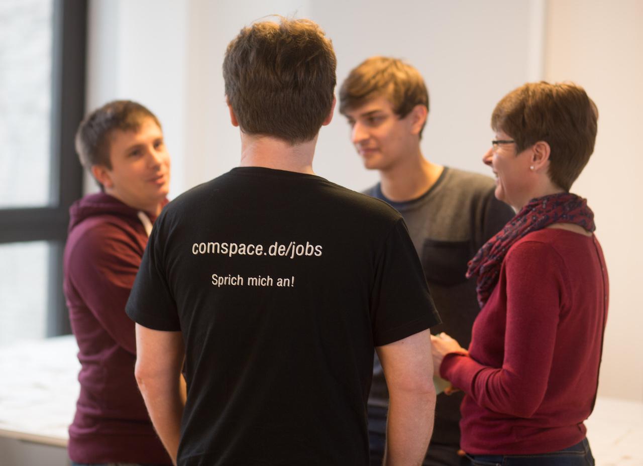 comspace Recruiting Aktion Blogparade