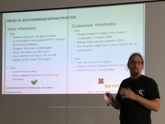 Upgrade auf Sitecore 8.1 - ein Lehrstück von Metro Systems
