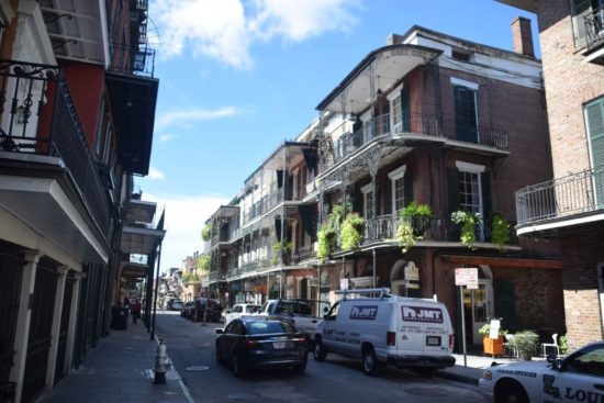 French Quarter in New Orleans beim Sitecore Symposium 2016