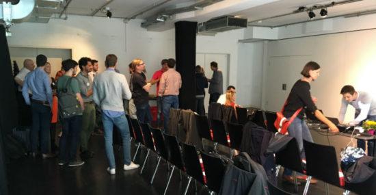 SUG Deutschland Treffen im Aufbauhaus Berlin