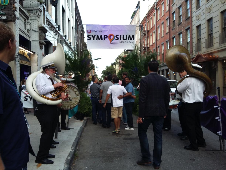 Sitecore Symposium 2016 New Orleans