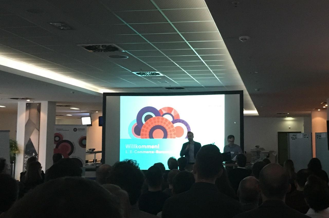 Eröffnung des e-Commerce Barcamp OWL