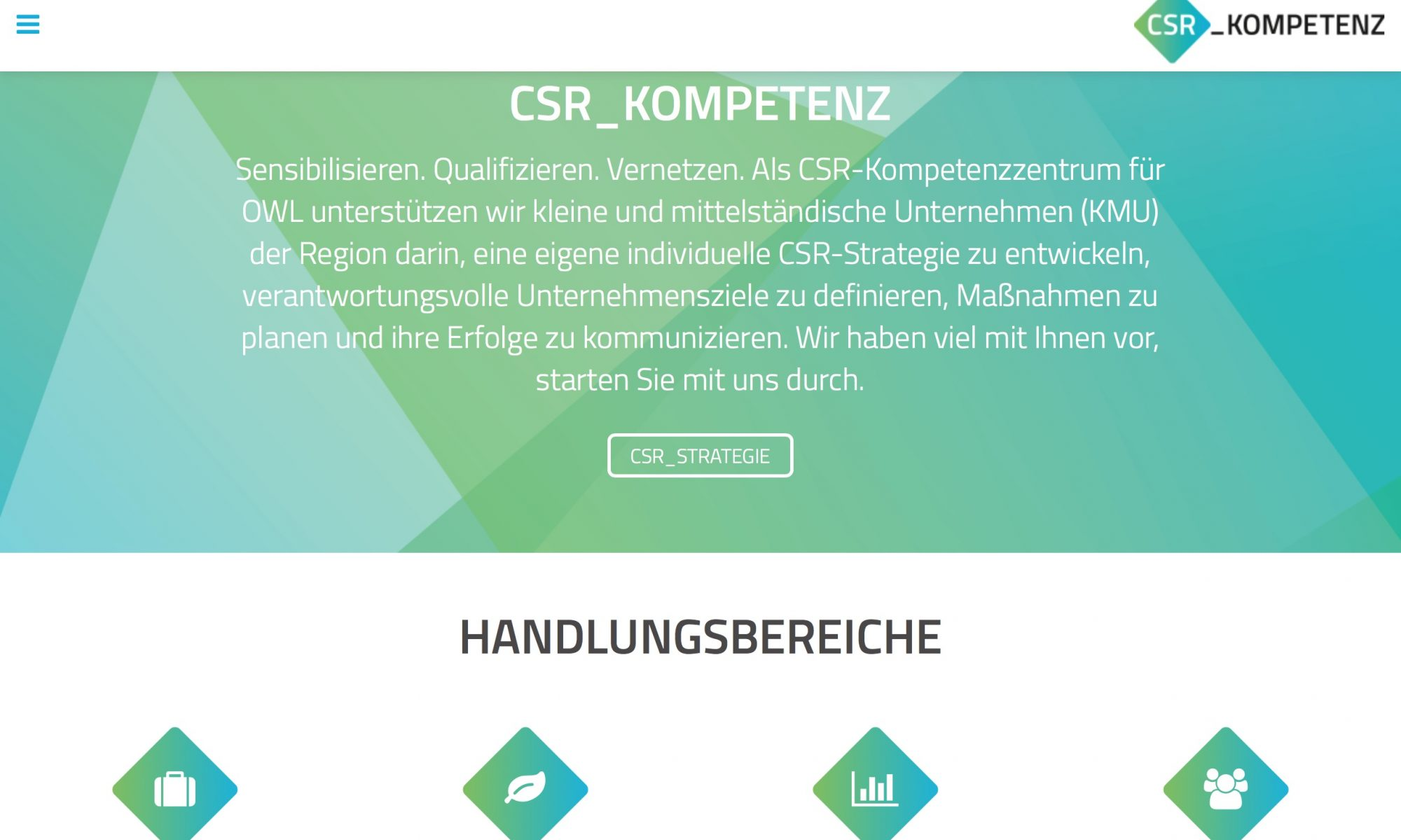 CSR Kompetenzzentrum