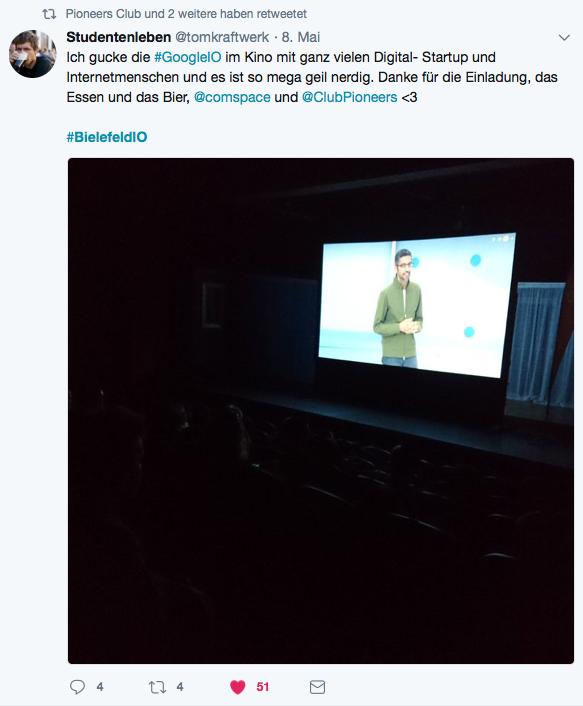 Google io Keynote Sundar Pichai