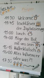 Ablauf Bielefeld io-Event bei comspace