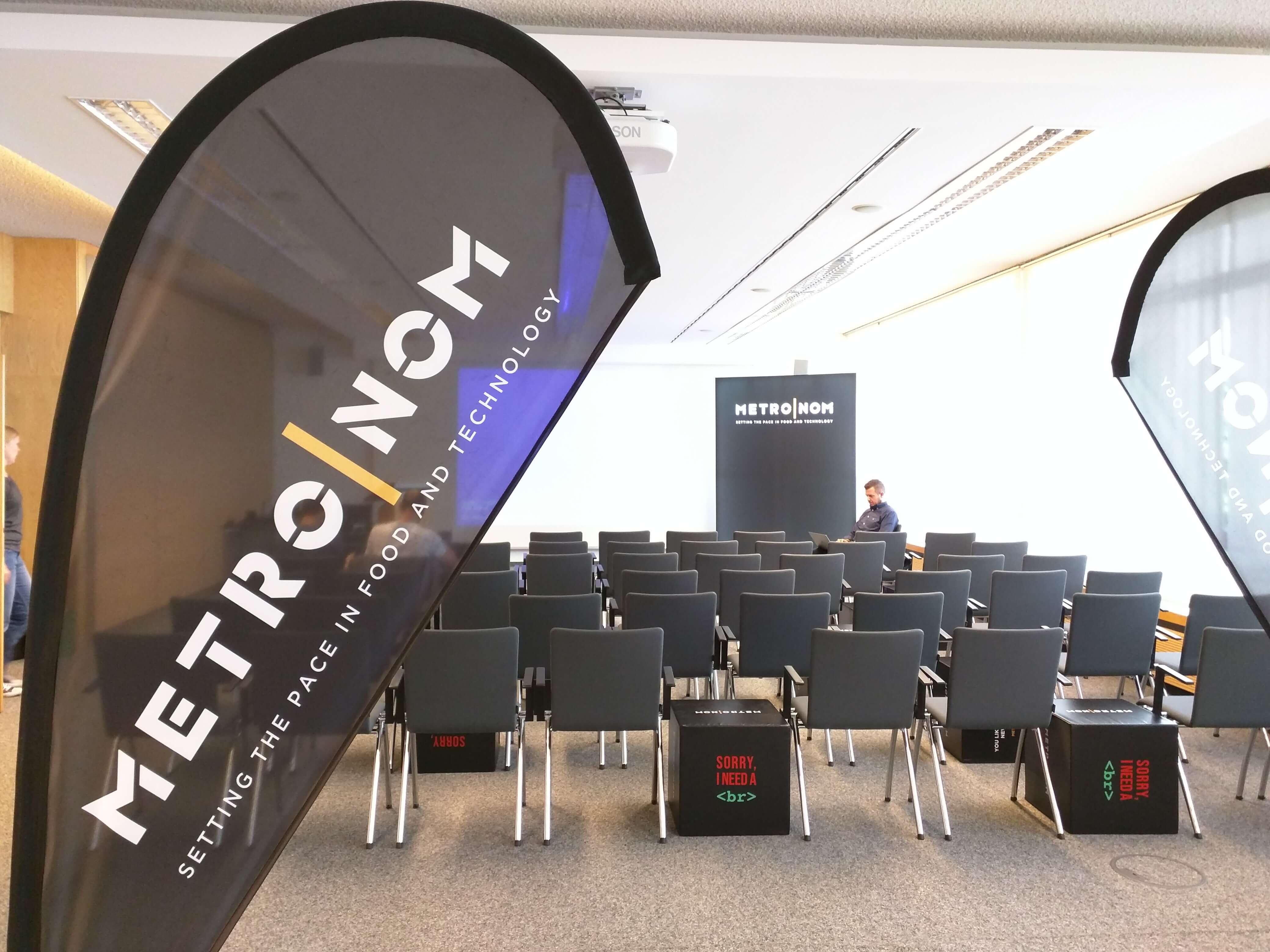 SUGDE Treffen bei Metronom in Düsseldorf