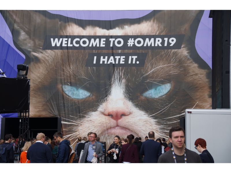 Grumpy Cat OMR19