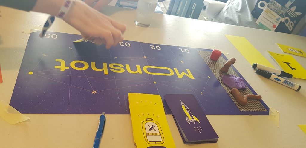 Moonshot Innovation Game