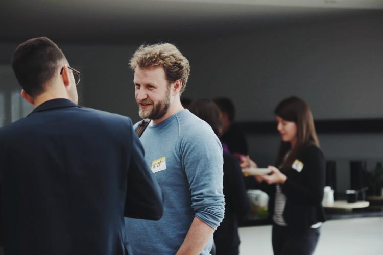 Netzwerk-Veranstaltung Bielefeld.io 2019