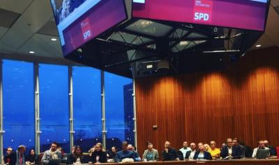 talee zur Zukunft der Arbeit im Landtag NRW